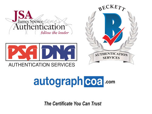 Third Party Authenticated